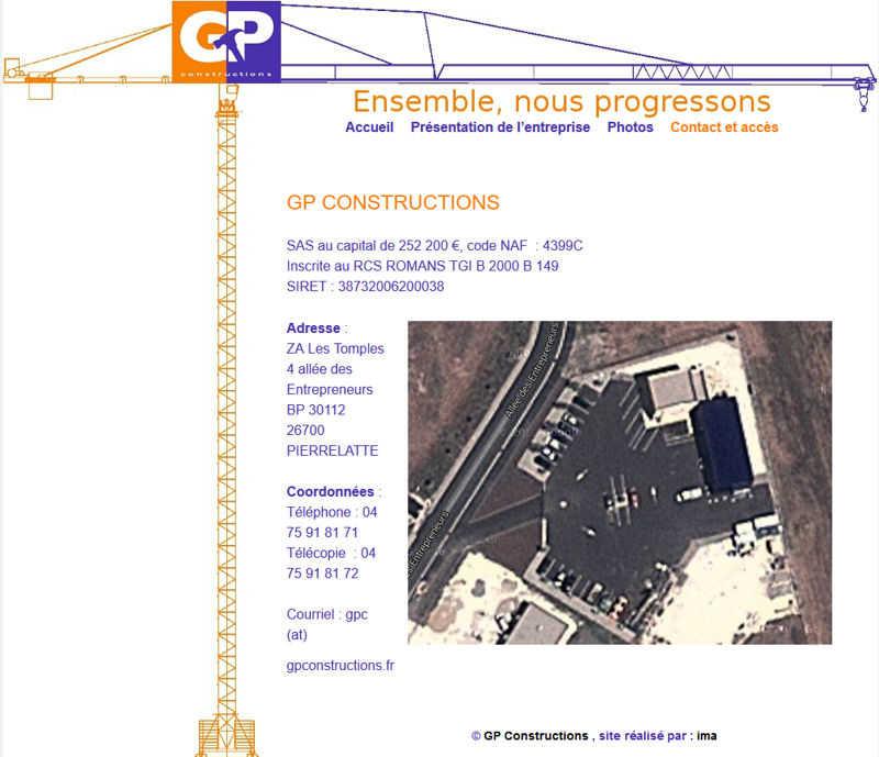 GPConstructions