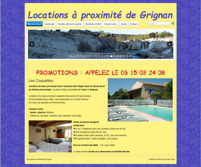 LocationsRicherenches